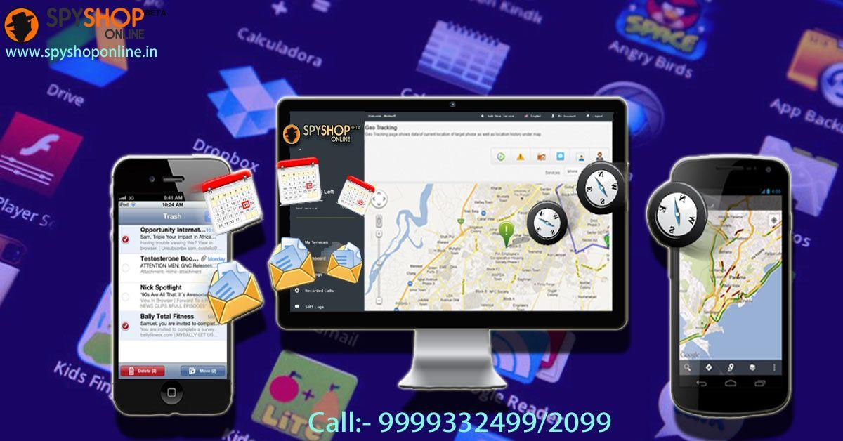 Spy Shop Online provide best spy_Software for Android