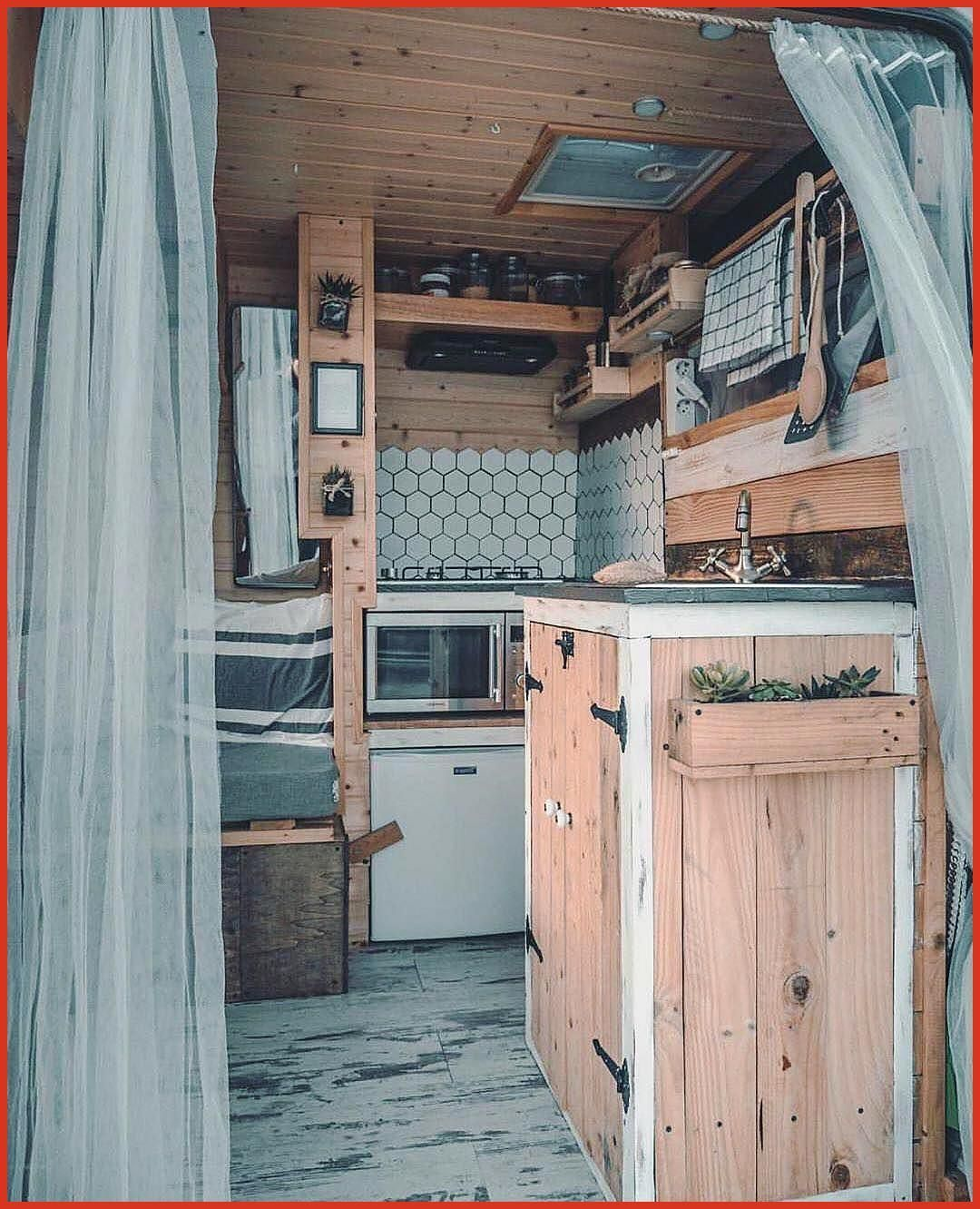 Tiny Society On Instagram Here S The Van Kitchen You Dreamt About