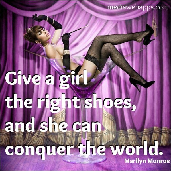 Sayings about Shoes - Google Search