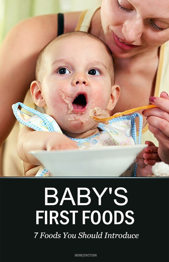 When Can You Introduce Solid Foods In Your Baby's Diet ...