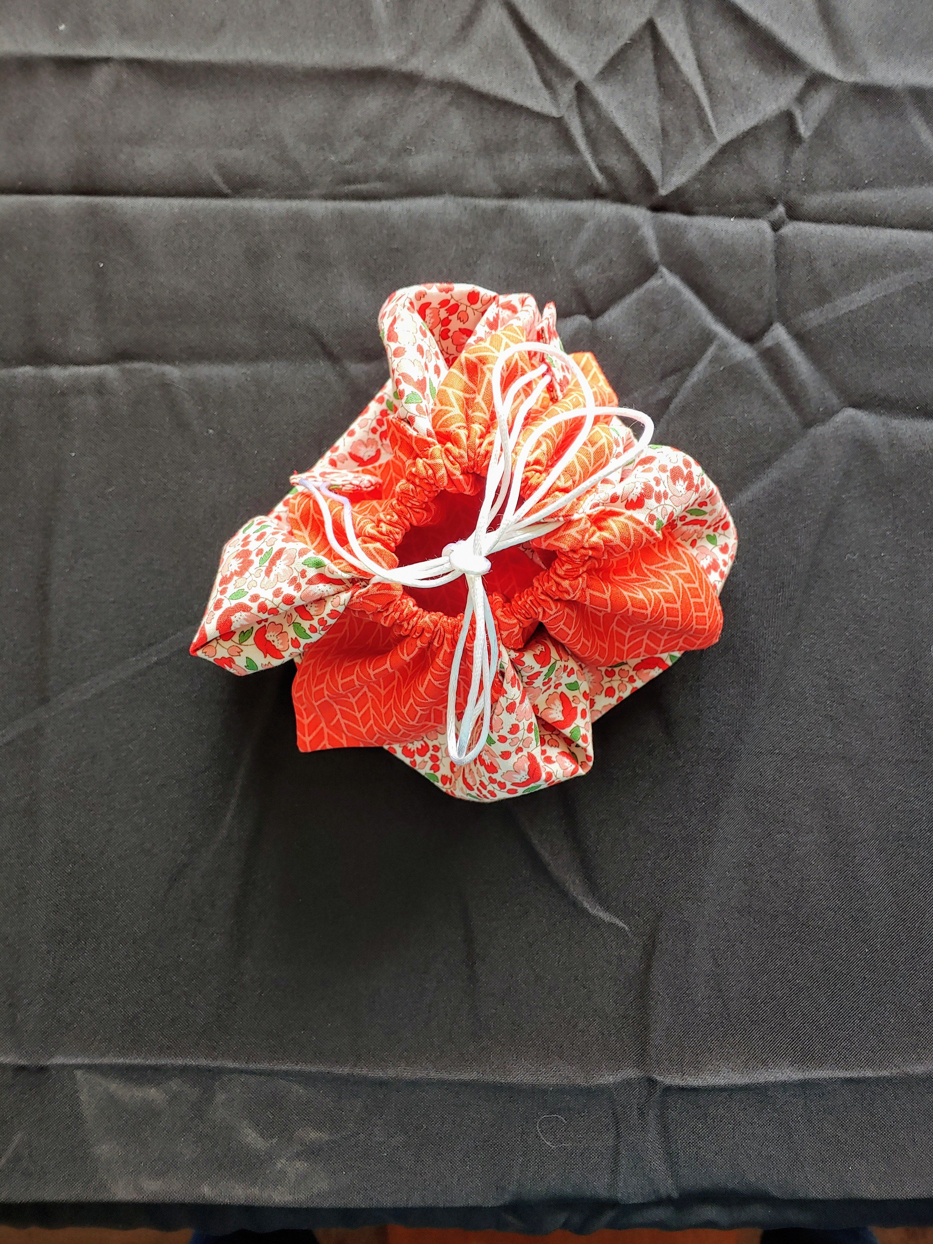 Lotus Bag – Orange