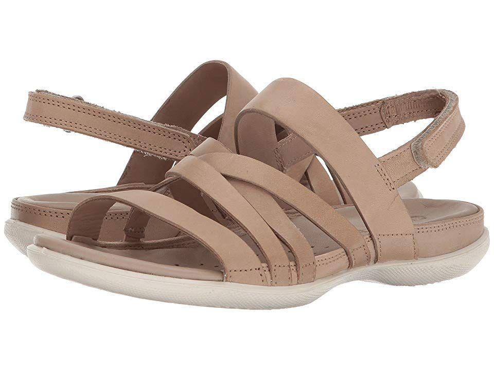 6e3b98ee32c8d ECCO Flash Casual Sandal (Dune Cow Leather) Women's Sandals. Keep it ...
