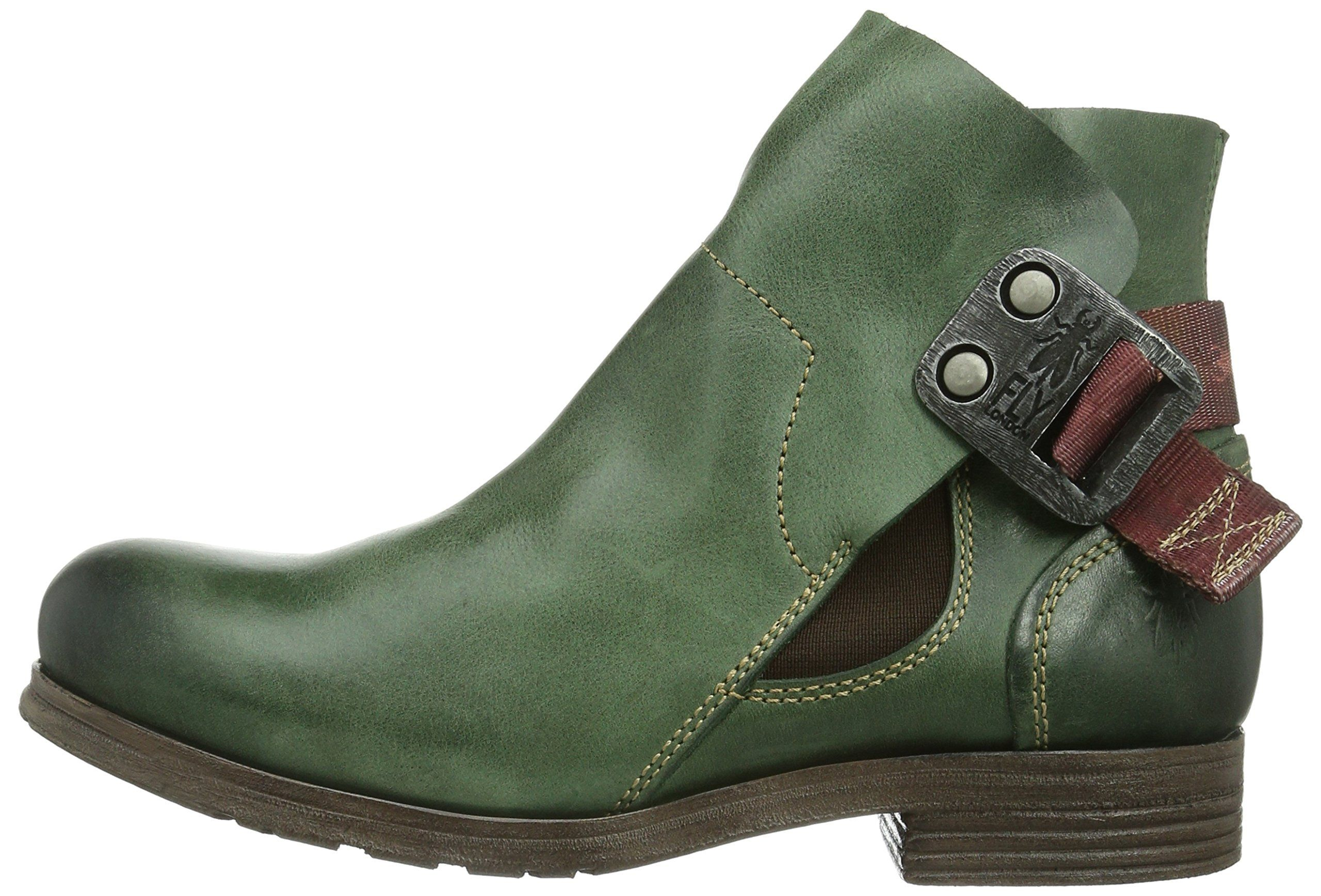 Fly London SLOT Damen Biker Boots: : Schuhe