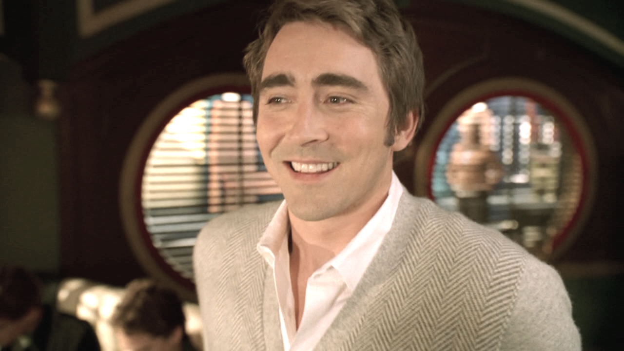Pushing Daisies -  Ned the Piemaker <3 #LeePace #smile #beautiful