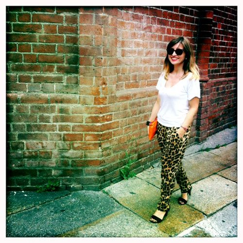 DAILY OUTFIT | Leopard print by Zara