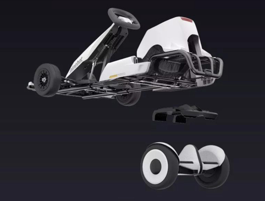 Xiaomi Ninebot Mini Gokart KIT | Ninebot Gokart by Segway