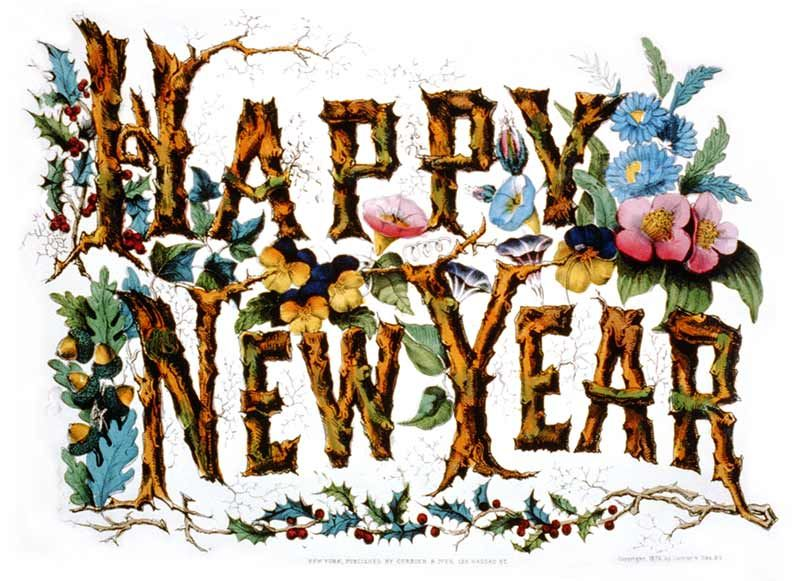 rustic news year wallpaper happy new year wallpapers and images