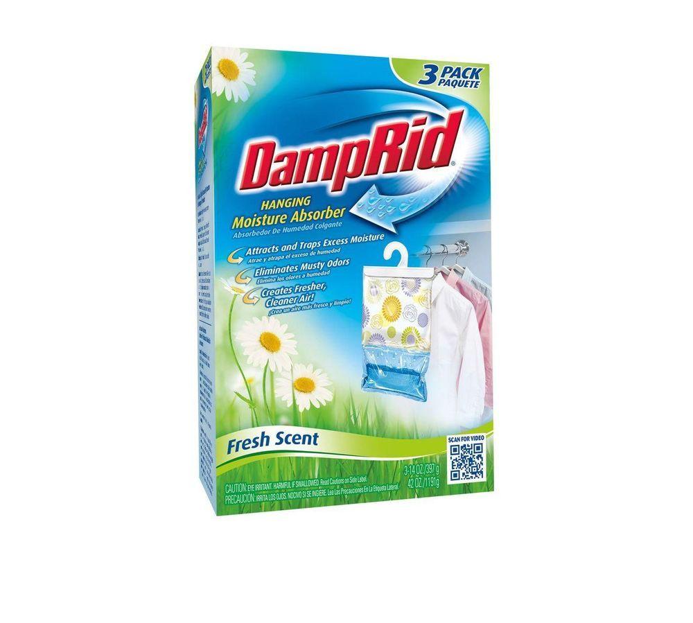 Details About Damprid Hanging Moisture Absorber Fresh