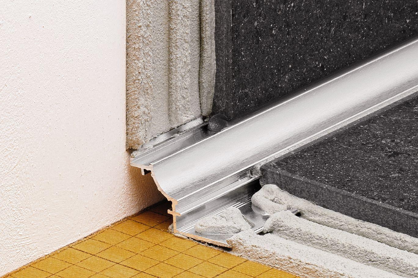 - DILEX-AHK Countertop Backsplash, Schluter Tile Edge, Beautiful