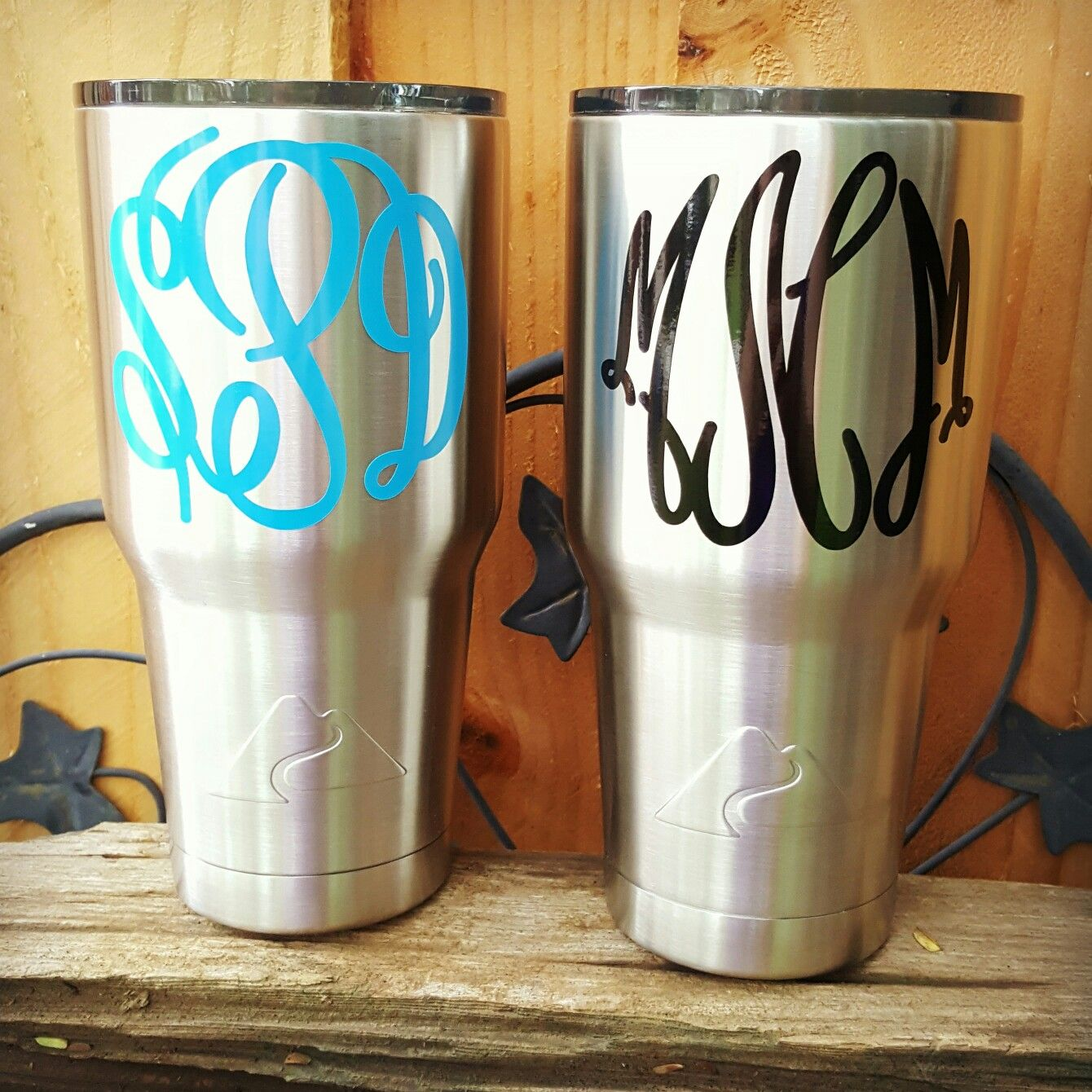 Ozark Trail Personalized Tumbler, 30oz Stainless Steel