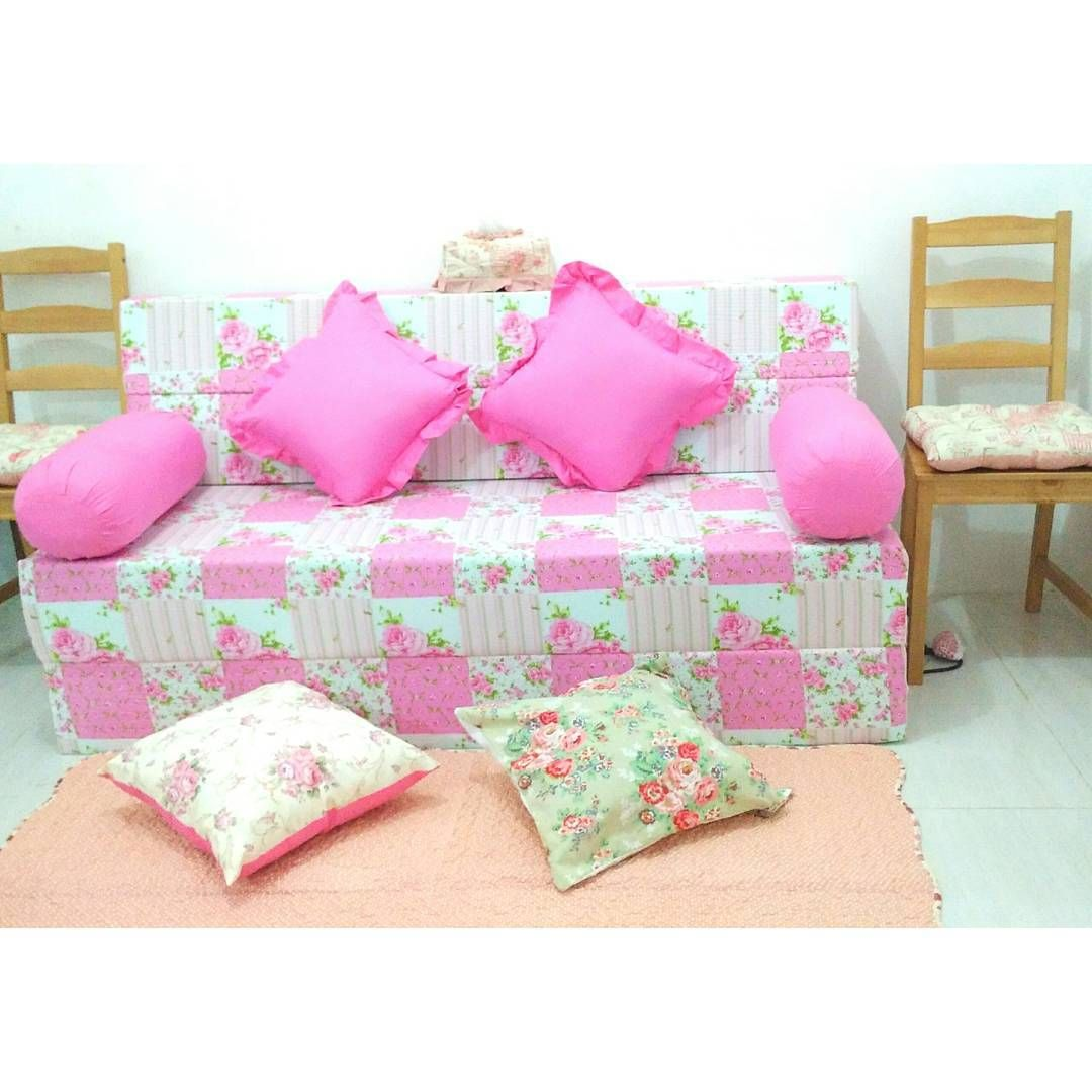Model Sofa Bed Inoac Shabby Chic Tempat Tidur Sofa