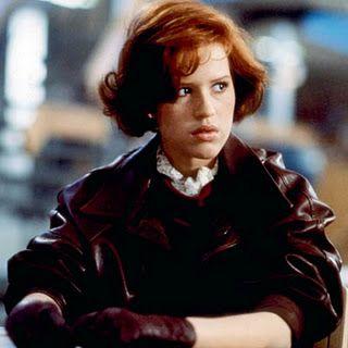 My True Hairspiration Molly Ringwald The Breakfast Club