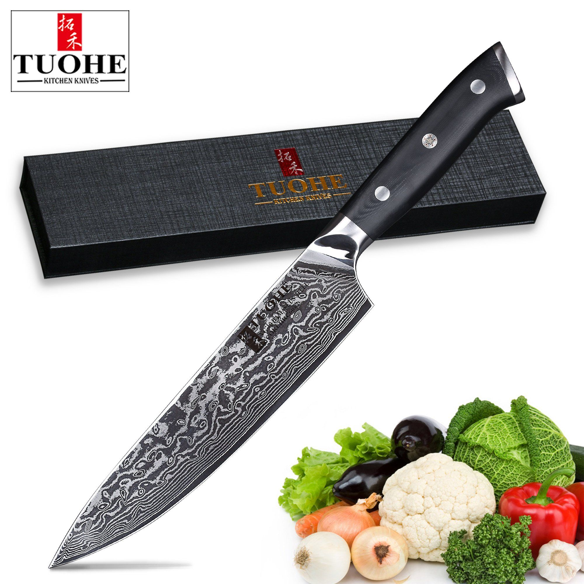 Knife Beautiful Sharp Nice Held By Hand See For This Vg10