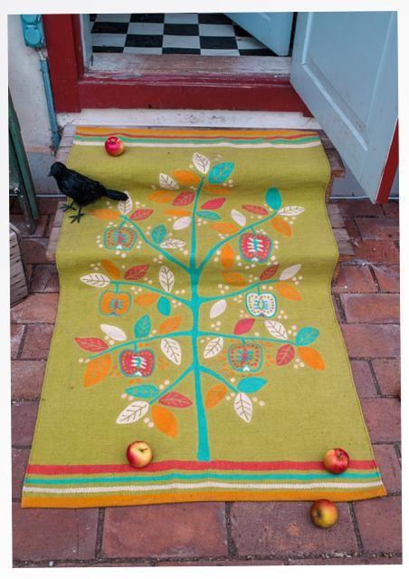 teppich ppeltr d aus baumwolle 69705 69705 gudrun sjoden pinterest teppiche. Black Bedroom Furniture Sets. Home Design Ideas