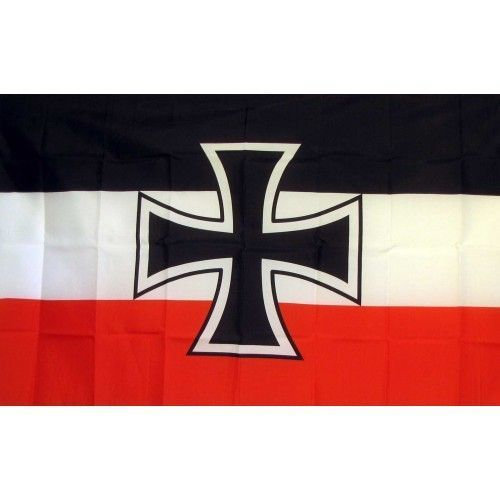 German Jack Historical Traditional Flag Historical Flags Germany Flag Flag Art