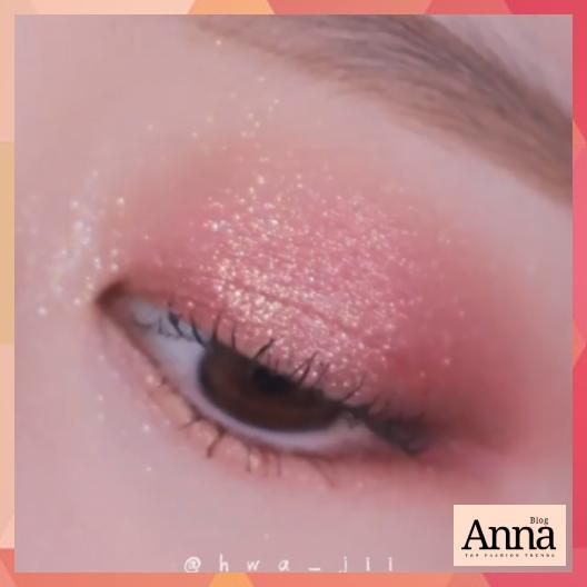 Etude House Rudolf   Anna Blog #Etude #House #lipstick nails #lipstick nails des…