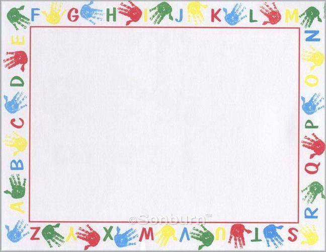School Clip Art Borders | paper border designs - free paper border ...