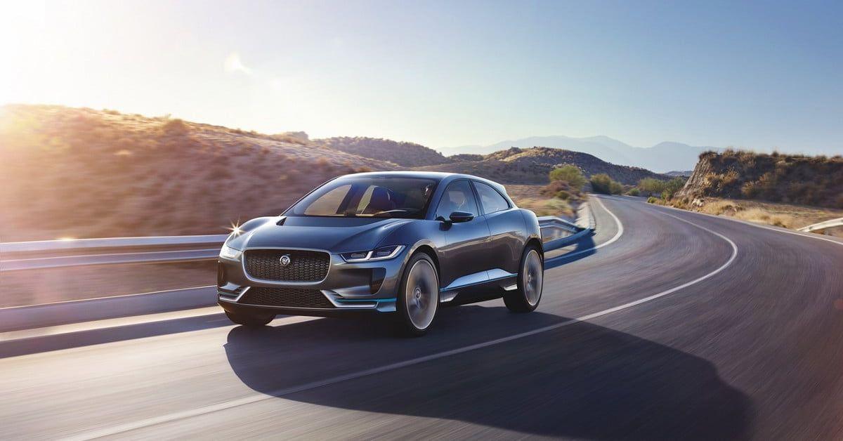 2021 Land Rover Electric Car Jaguar, Car, Land rover