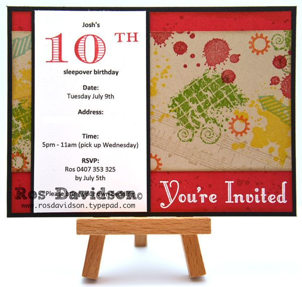 boys 10th birthday invitations invites pinterest 10th birthday