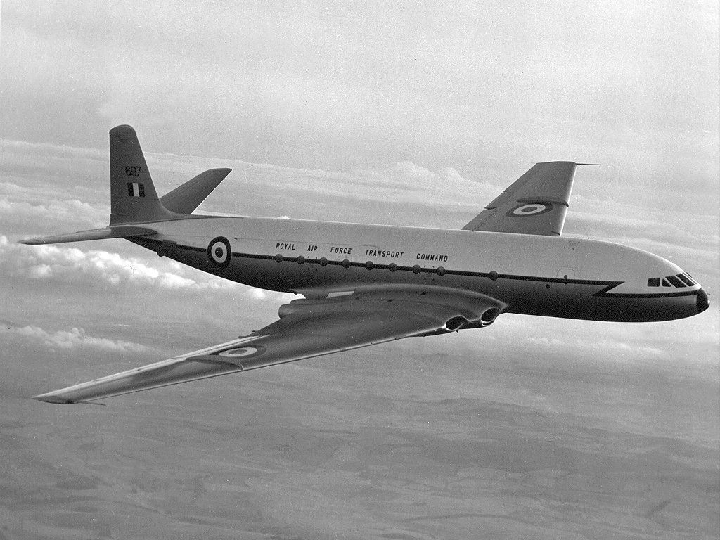 DeHavilland DH.106 Comet, Royal Air Force Transport Command