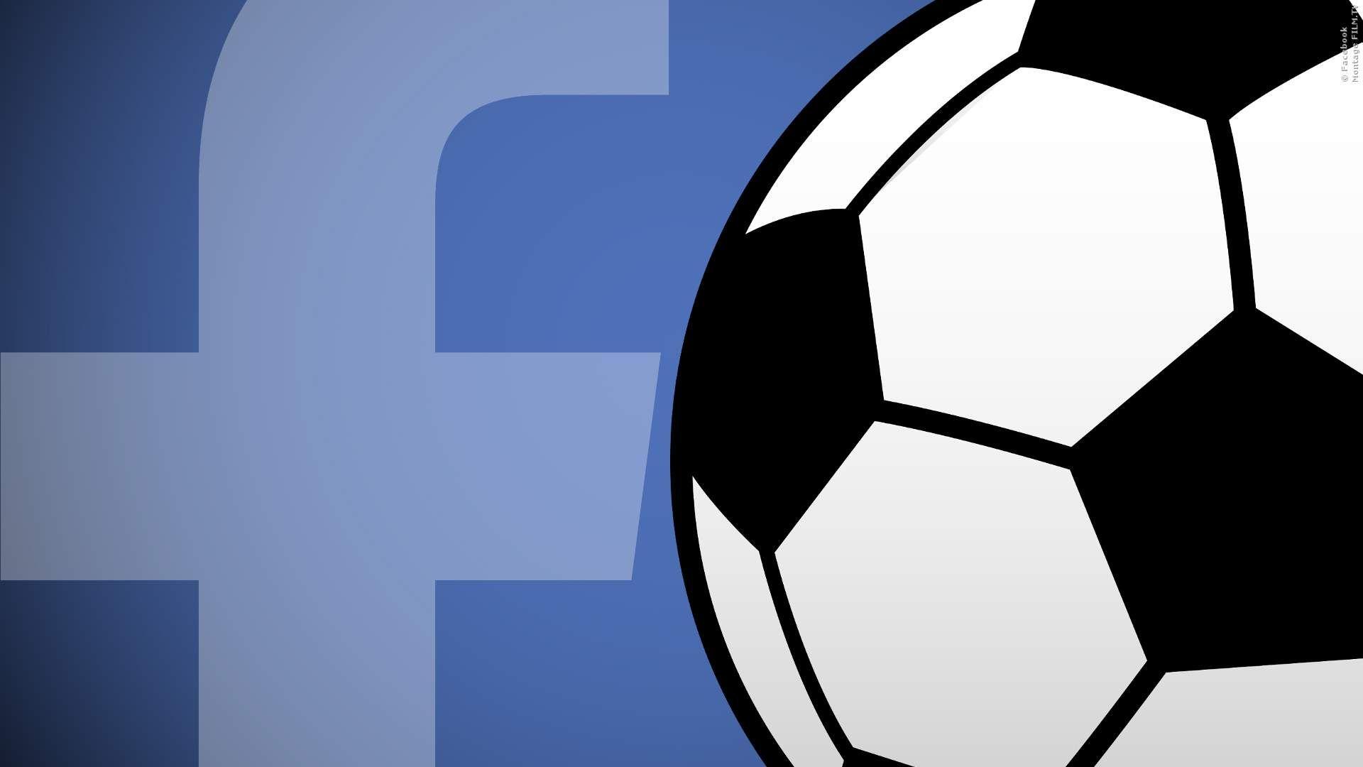 Fußball Facebook