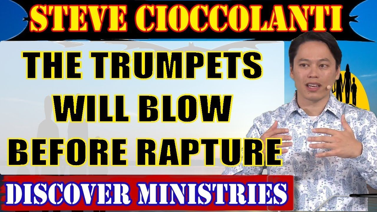Steve Cioccolanti December 09 2017 ★ THE TRUMPETS WILL