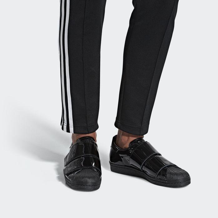 new concept a9201 ab95d Superstar 80s CF Shoes Black 9.5 Womens