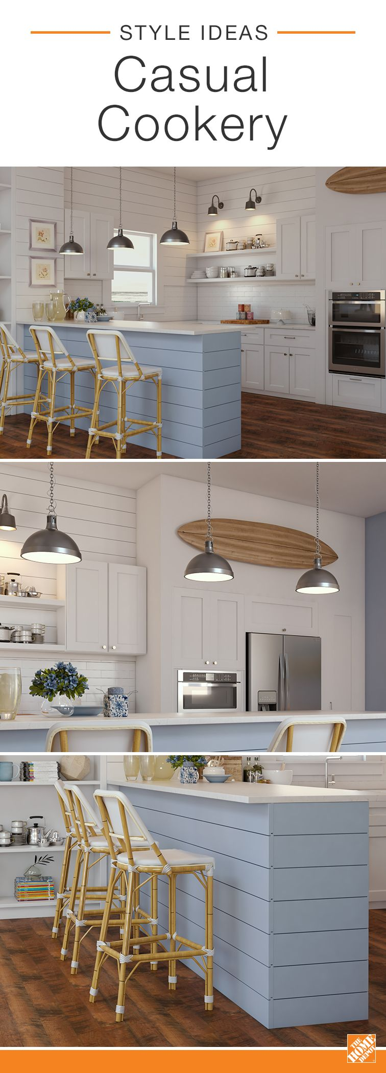 Best Casual Elegance Abounds In This Adorable Eat In Kitchen 400 x 300