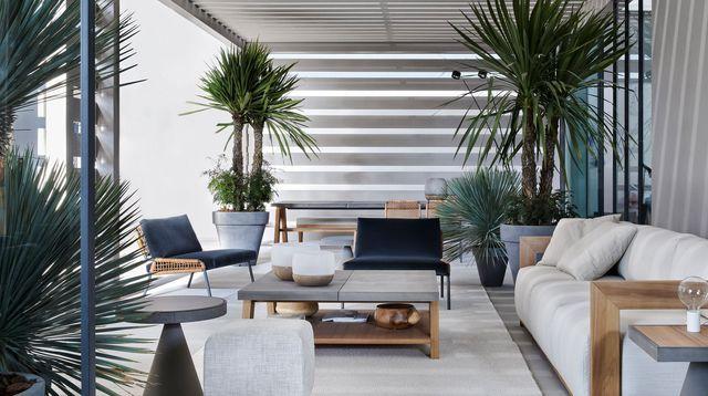 Id e am nagement d co jardin tout pour une belle terrasse jardin - Mobilier jardin zen besancon ...