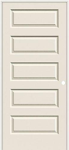 Discount 6 8 5 Panel Molded Interior Prehung Door Unit Doors Interior Discount Interior Doors Buy Interior Doors