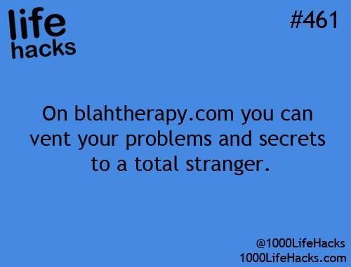 blahtherapy.com