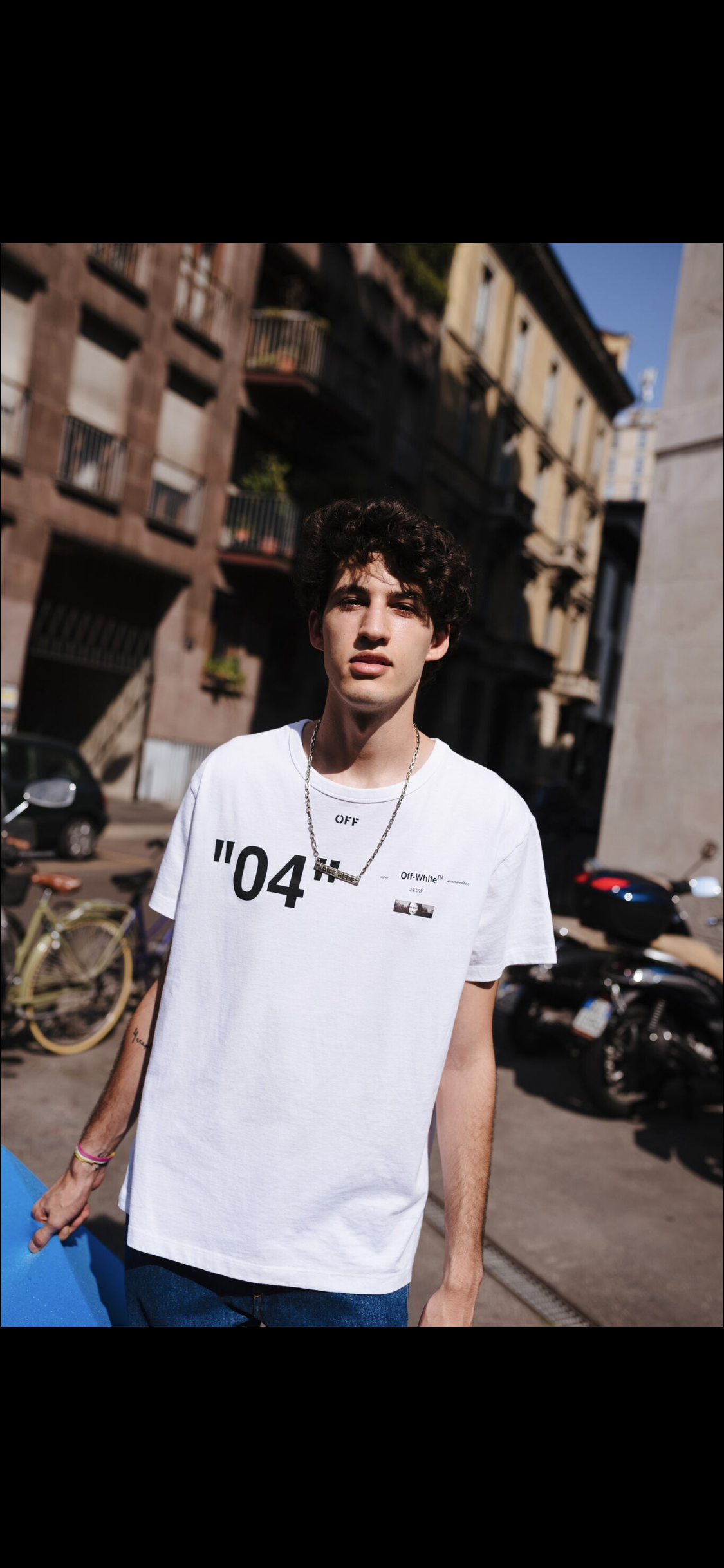 """1a4dfc96 Off-White c/o Virgil Abloh™ brings the second drop of the """"For All ..."""