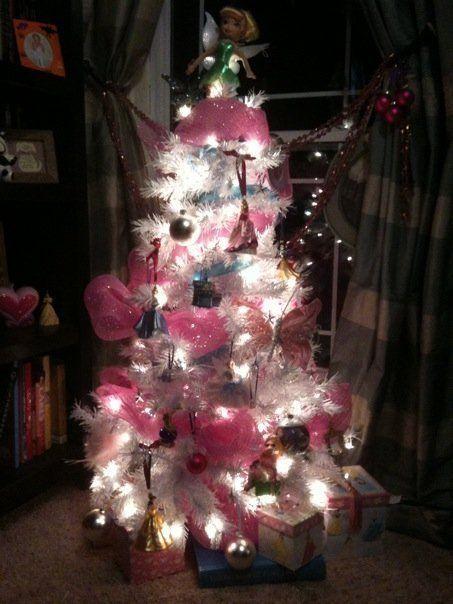 Disney Princess Christmas Tree Disneyprincesswmt Christmas Tree Themes Christmas Decorations Christmas