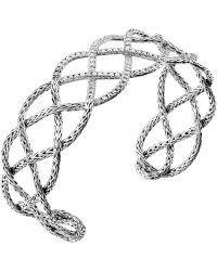John Hardy Classic Chain Cuff S 1qvar