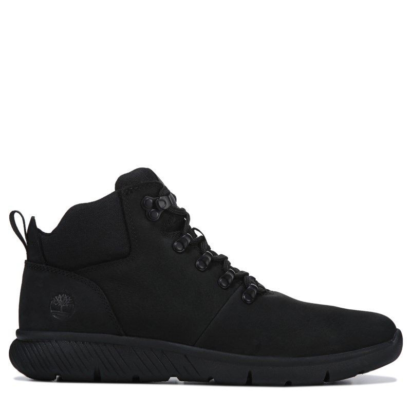 Timberland Men's Boltero Sneaker Boots (Black Out) in 2019