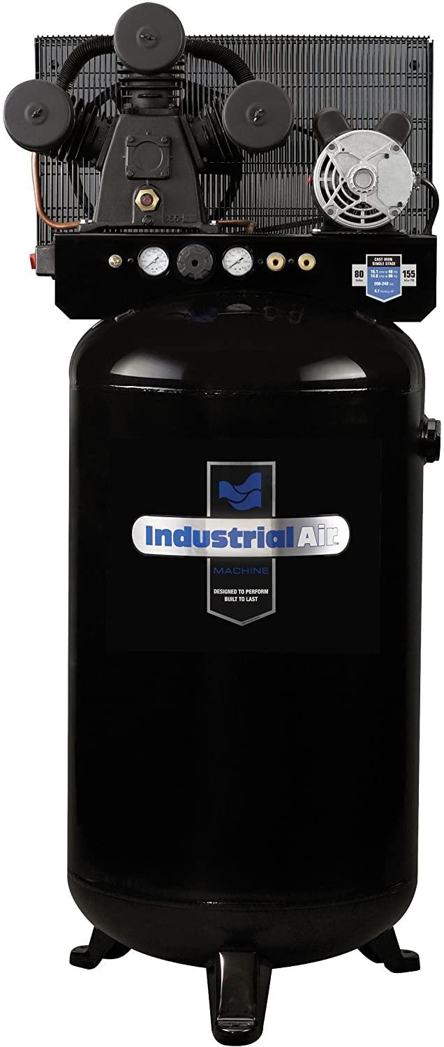 Industrial Air ILA4708065 80Gallon Air Compressor in 2020