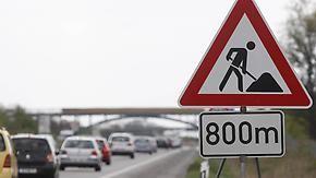 Großprojekt Straßensanierungen: Experten erwarten zur Ferienzeit einen Verkehrskollaps