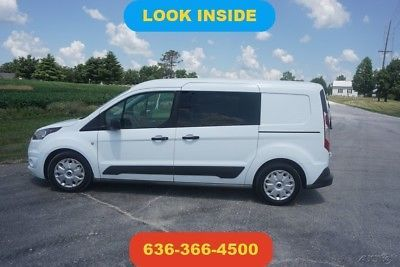 Ford Transit Connect Xlt 2014 Xlt Used 2 5l I4 Automatic Fwd