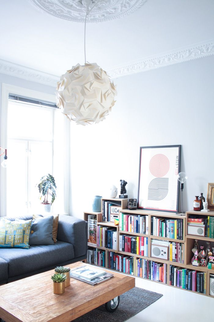 "A ""Charmingly Off-Level"" Oslo Apartment (Design*Sponge) 