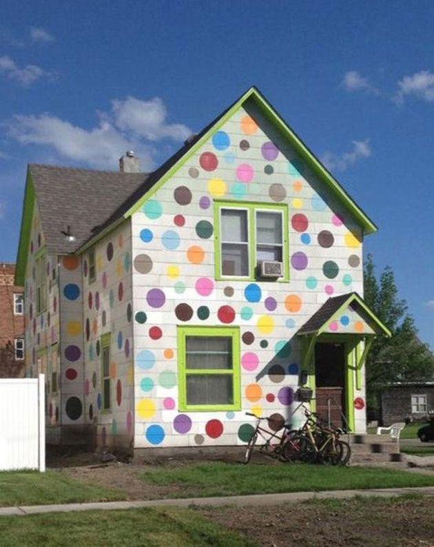 45 fotos y colores para pintar casa por fuera for Colores para casas por fuera