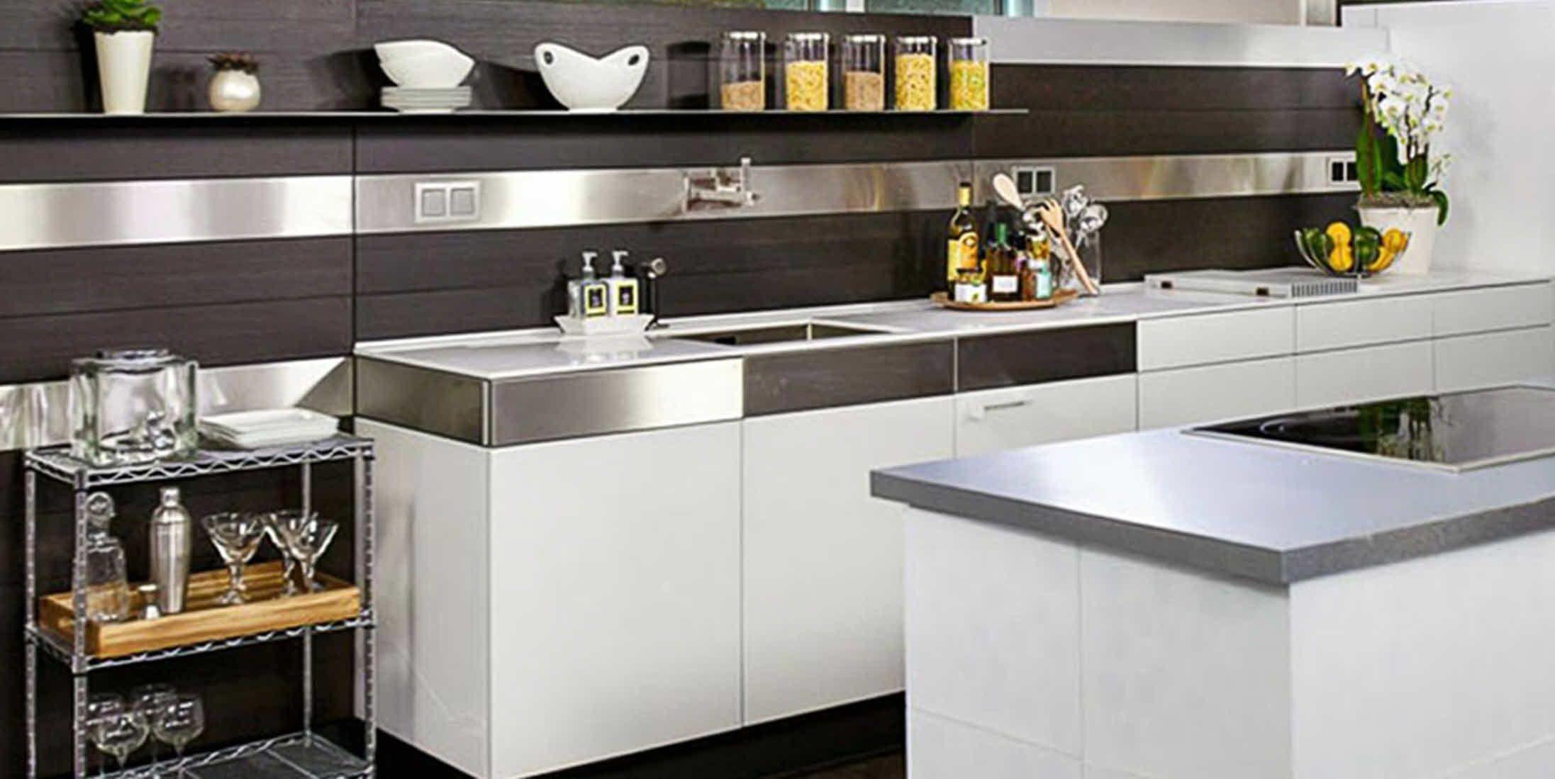 +ARTESIO Kitchen at the DTV Set #poggenpohl #kitchen # ...