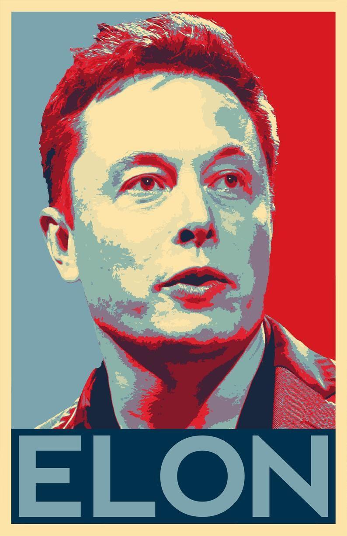 Pin On Foto Volti Elon Musk