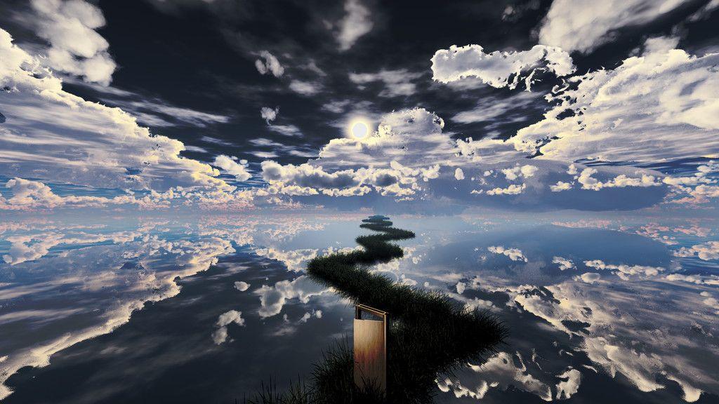 f3a019650 壁紙】2次元の幻想的な風景・夜景の画像part1 : 禿同ニュース速報 ...