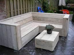 Hasil gambar untuk loungebank tuin steigerhout kursi