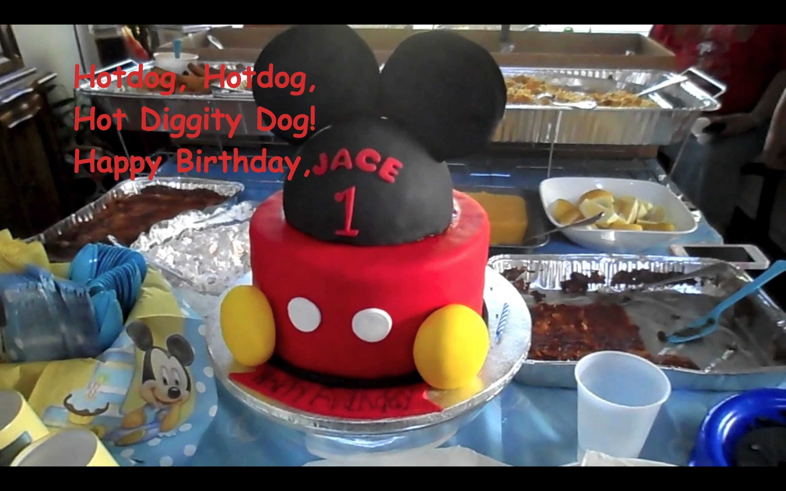 birthday party ideas for 3 year old boy - google search | mickey