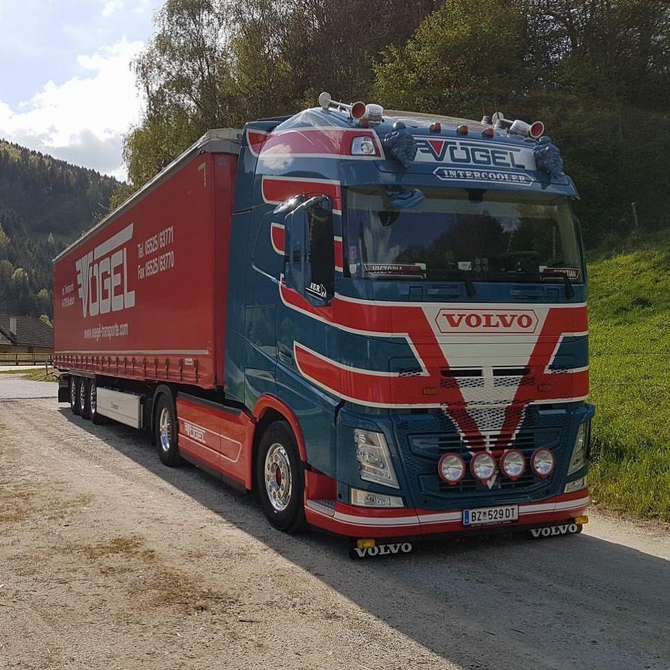 880 Volvo Trucks For Sale: Pin By Radek Olsina On KAMIONY T Volvo Trucks Volvo