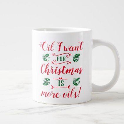 Coffee Christmas Puns.Essential Oil Funny Christmas Pun Coffee Mug Zazzle Com