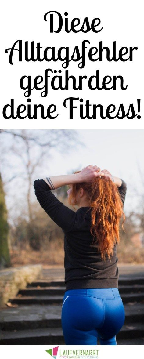 Photo of 11 Dinge, die deiner Fitness mehr schaden, als du denkst – Laufvernarrt