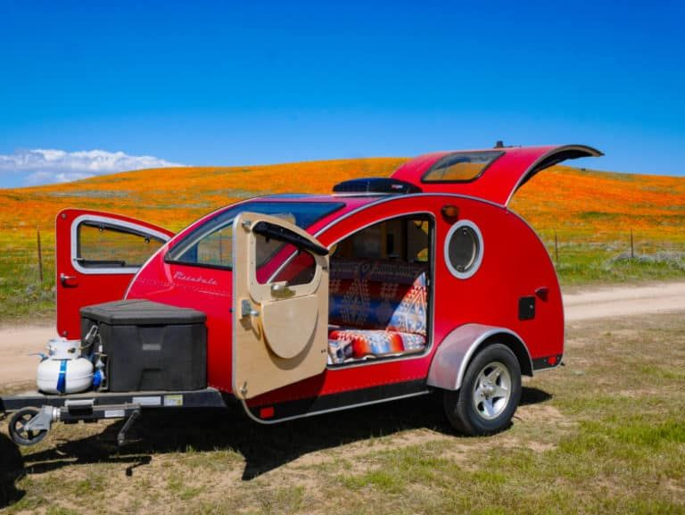 12 Gorgeous Teardrop Trailers You Have To See In 2020 Teardrop