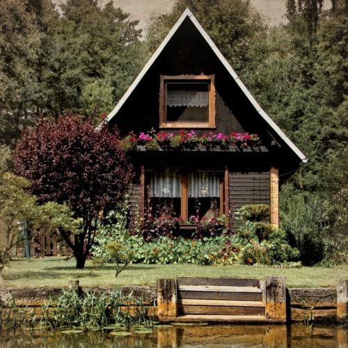 cottage  건축  Pinterest  건축